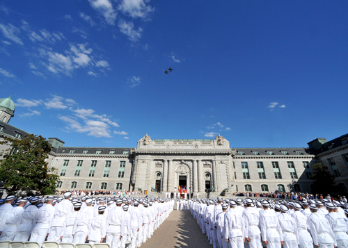US Naval Academy Best School for ISTJ