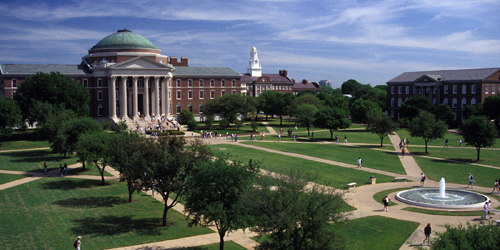 Southern Methodist University Best School for ISTJ