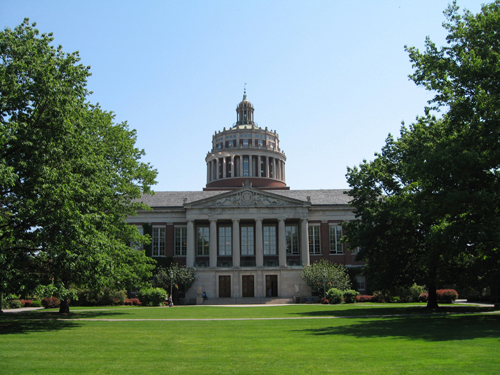 University of Rochester Best School for ISTJ