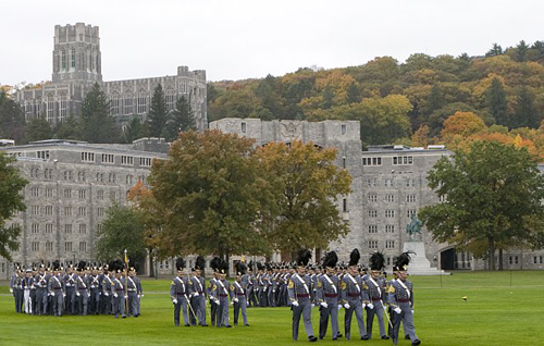 West Point Military Academy Best School for ISTJ